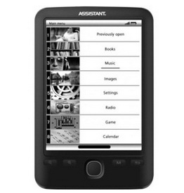 Ремонт электронных книг Assistant