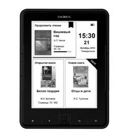 Замена экрана электронной книги Texet
