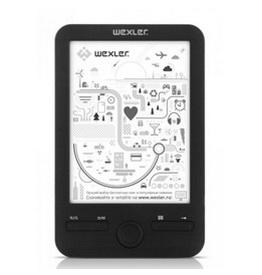 Ремонт электронных книг Wexler
