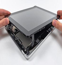 Замена экранного модуля (тачскрин+LCD/LED)
