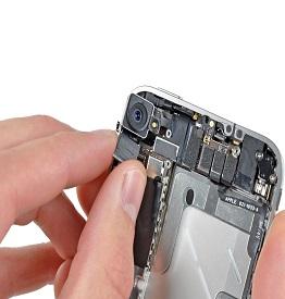Заменить камеру телефона