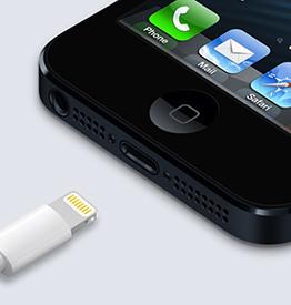 ремонт гнезда зарядки iphone 5 одесса