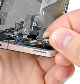Ремонт кнопки включения iPhone 7 Plus