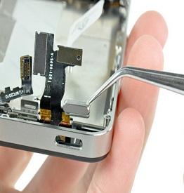 Ремонт кнопки включения iPhone 4