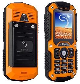 Ремонт телефонов Sigma mobile