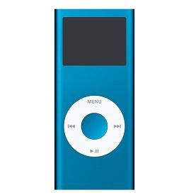Ремонт iPod nano 2