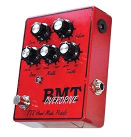 Ремонт гитарных педалей BMT