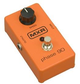 Ремонт гитарных педалей MXR