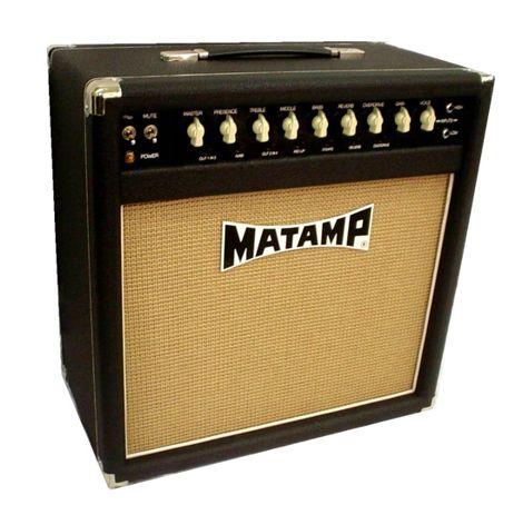 Ремонт усилителей Matamp