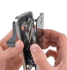 Замена экрана iPhone 4