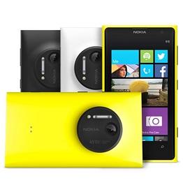 Ремонт телефонов Nokia Lumia 1020