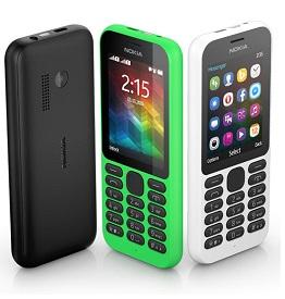 Ремонт телефонов Nokia 215
