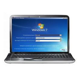 Установка лицензионного Windows 7