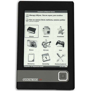Замена дисплея Pocketbook 301
