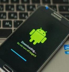 Прошивка телефона Samsung