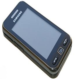 Замена сенсора на Samsung S5230