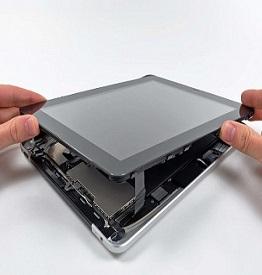 Замена стекла на планшете Samsung Galaxy Tab