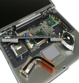 Замена видеокарты в ноутбуке Samsung