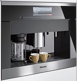 Ремонт кофеварок, кофемашин Miele CVA 6805